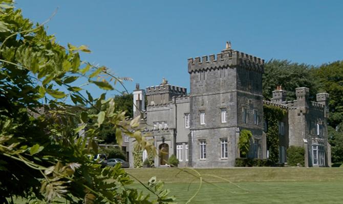 Tullamaine Castle