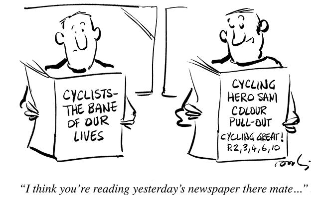 Dowling - Cycling