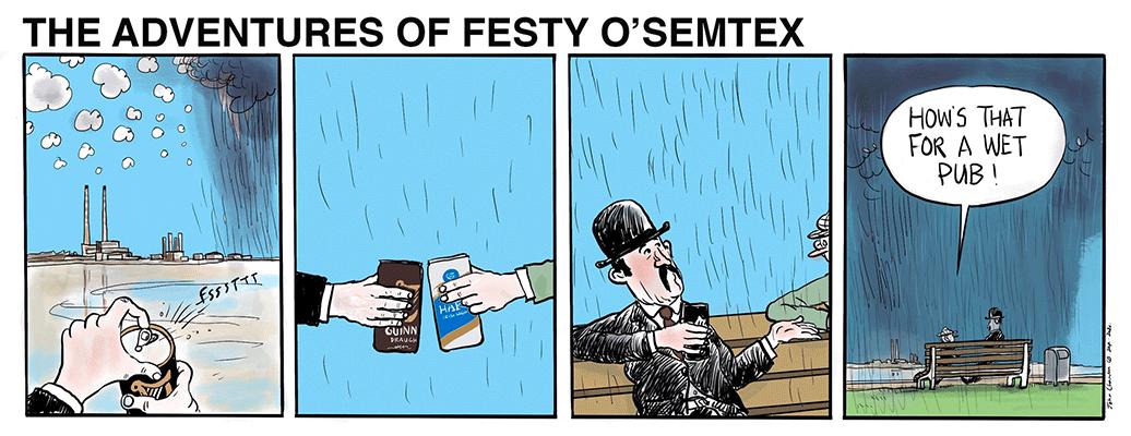 Festy - Wet Pub