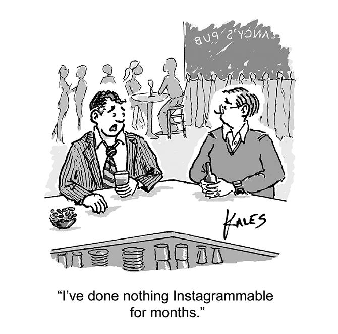 Kales - Instagrammable