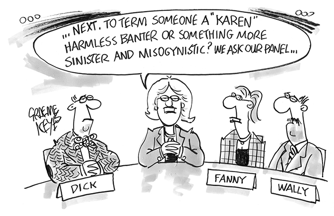 Keyes - Karen