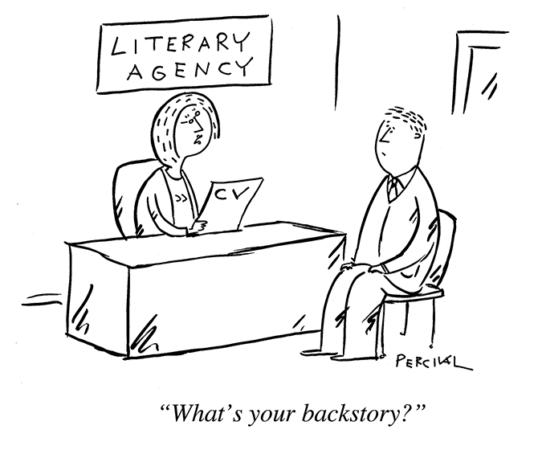 Perival - Backstory
