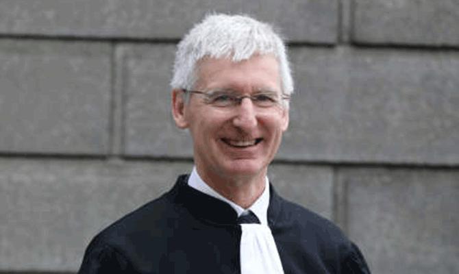 Judge Robert Haughton