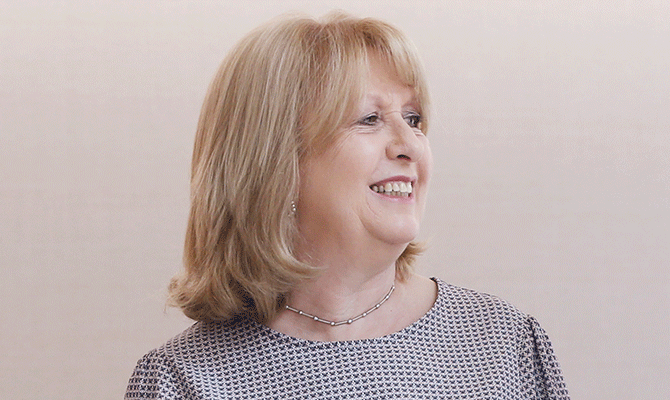 Mary McAleese confirmed her position as the chief lay criticof misogyny and unaccountability in the Roman Church.