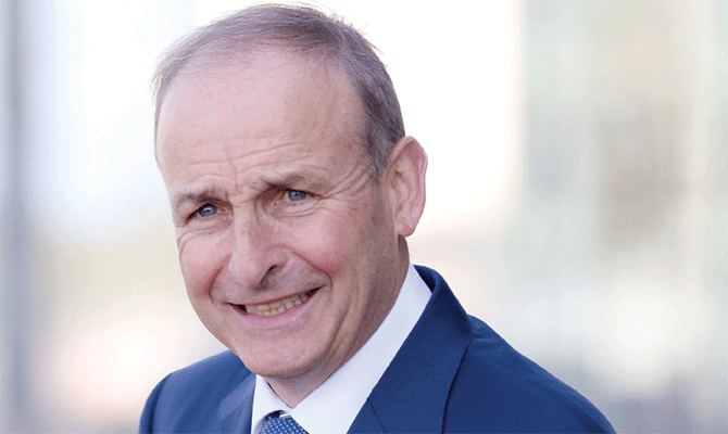 The confidence-and-supply deal reflected Micheál Martin's lack of belief in his party's ability to take on FG in a general election.