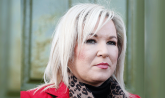 Sinn Féin's Michelle O'Neill finally became deputy first minister in Nothern Ireland (or joint head of government, as SF calls her). She pressed for an all-Ireland approach to the Covid-19 pandemic, but the unionist-leaning northern media castigated her for breaking consensus.