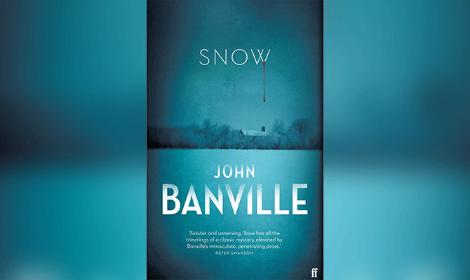 SNOW - JOHN BANVILLE (FABER)