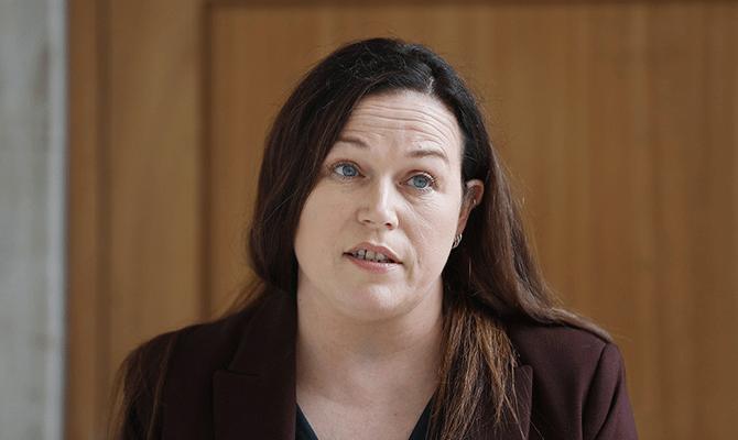 Louise O'Reilly