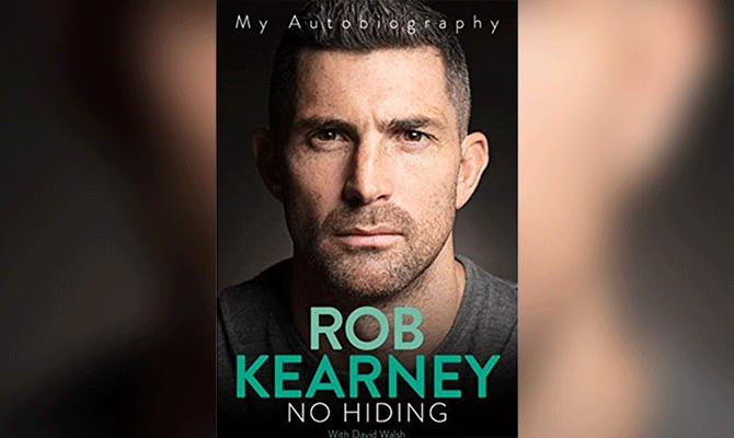 No Hiding (Rob Kearney)