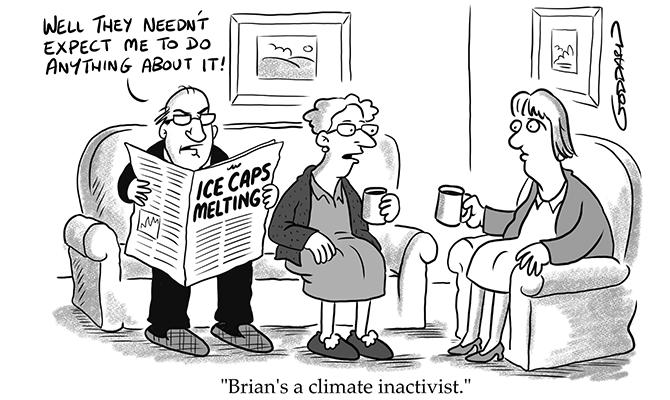 Goddard - Climate inactivist