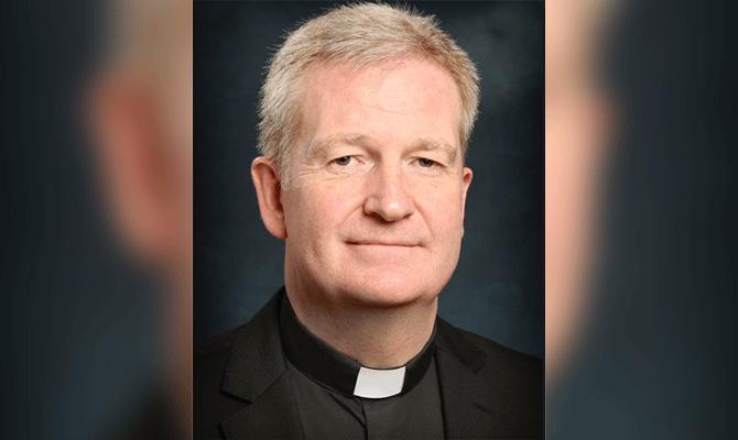 Bishop Paul Dempsey