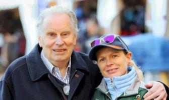 Lars and Caroline Bjoerk