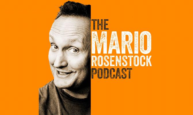 Mario Rosenstock podcast