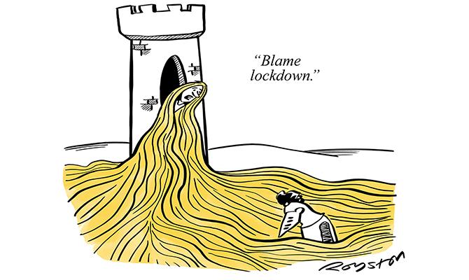 Royston - rapunzel