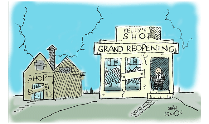 Lennon - Grand Re-opening