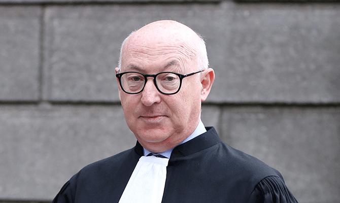 Justice Brian Murray