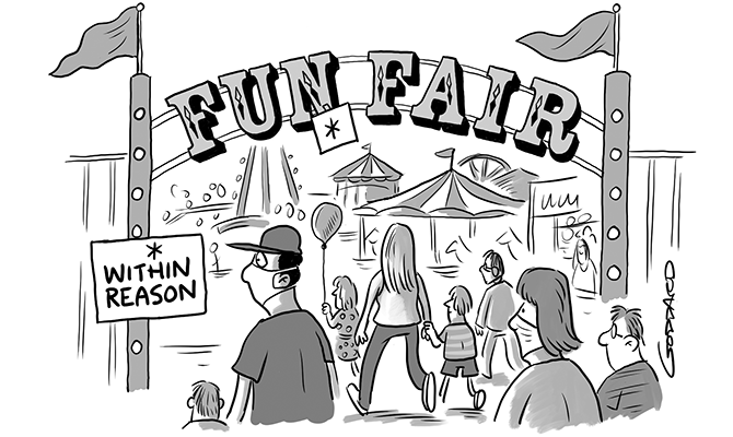Goddard - Funfair