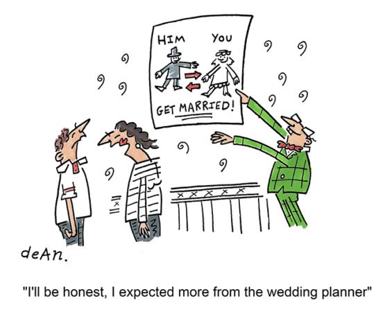 deAn - wedding planner