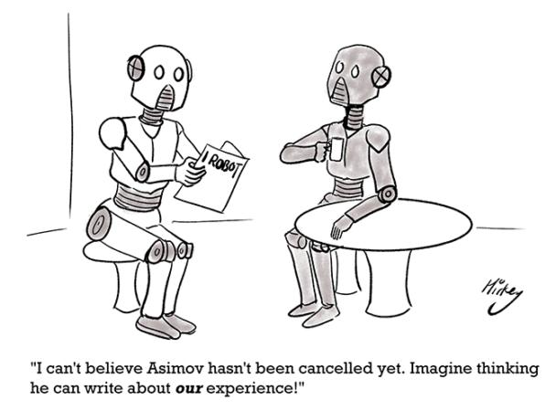 Hickey - I robot