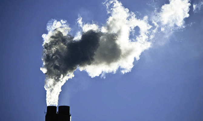 Climate fumes