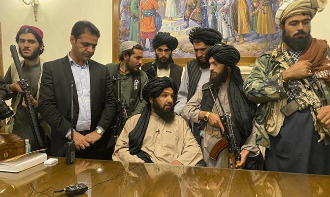 Taliban Cancelled