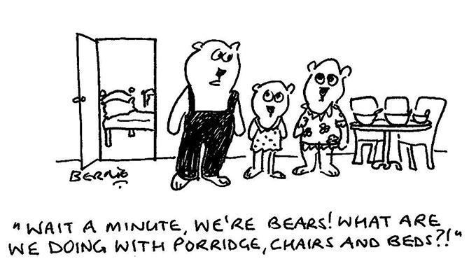 Bernie - Three Bears