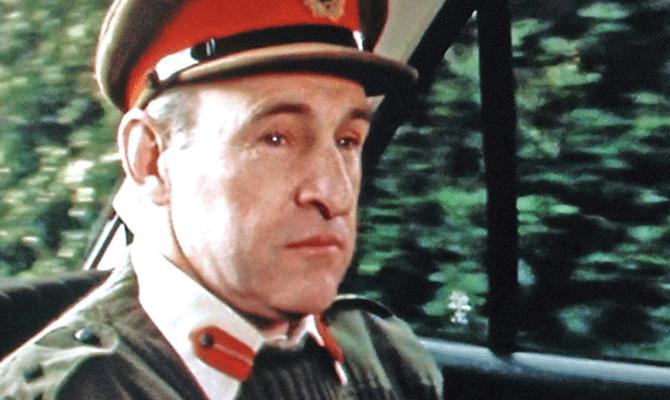 Brigadier Frank Kitson