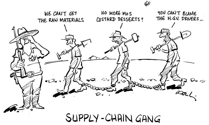 Dowling - supply chain-gang