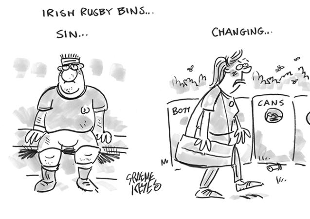 Keyes - rugby bins
