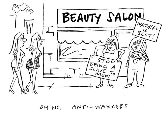 Paul Wood - anti-waxxers