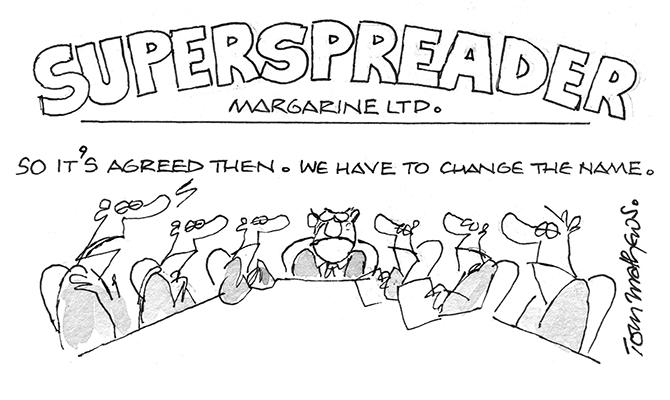 Tom Mathews - superspreader