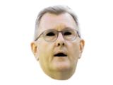 Jeffrey Donaldson mask