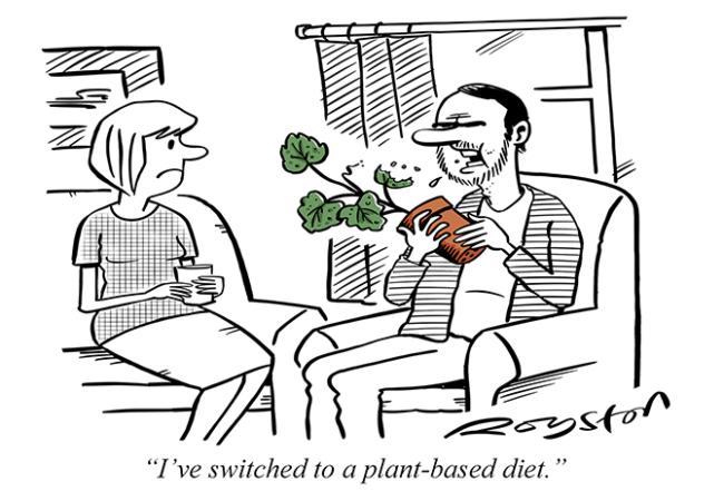 Royston - plant based diet