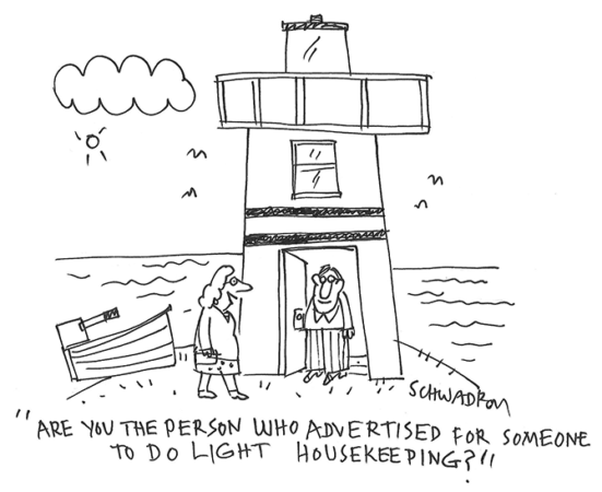 Schwadron - light house