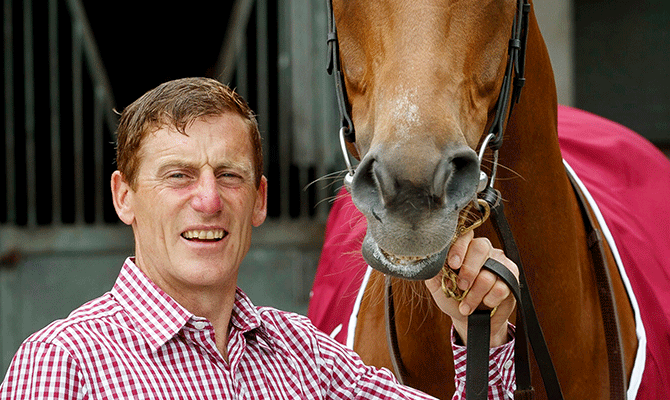 Johnny Murtagh