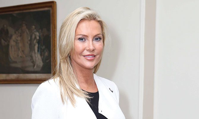 ALISON DOODY'S NEW ROLE