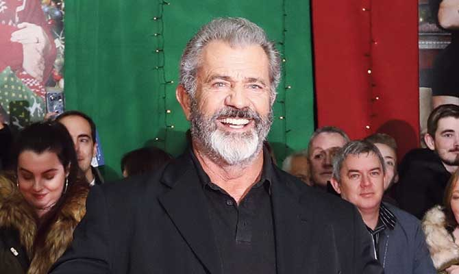 MEL GIBSON'S TAXING ISSUE